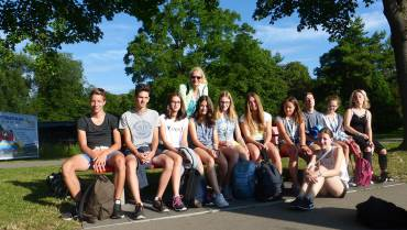 Sport und Spaß attraktiv verpackt – Teilnahme am Landesturnfest Ulm