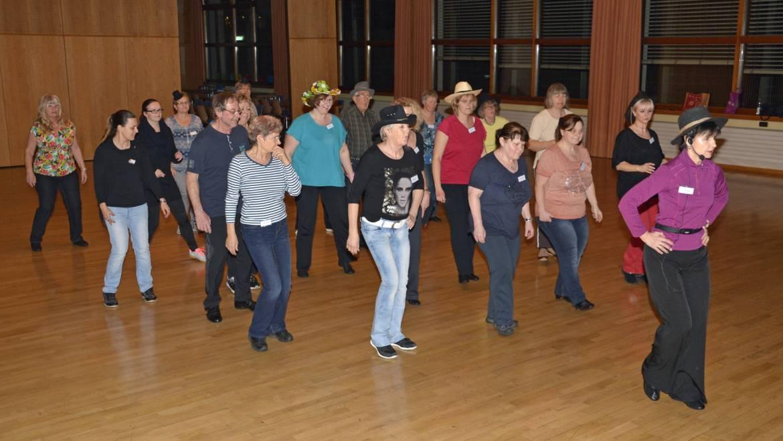 Line Dance – ein besonderes Tanzerlebnis