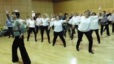 """""""Saturday Afternoon Fever"""" bei der ersten Line Dance Party"""