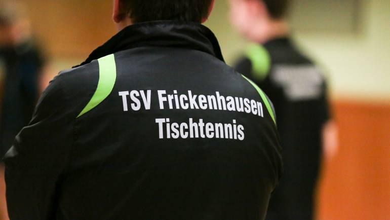 TSV-Trio bei Wind und Wetter nach Kandel!