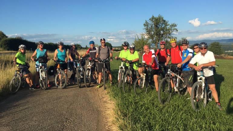 Feierabend – Radtour