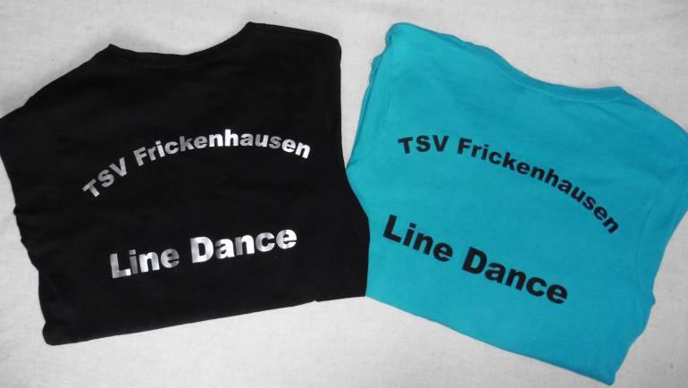 Bericht über unsere Line Dance Party