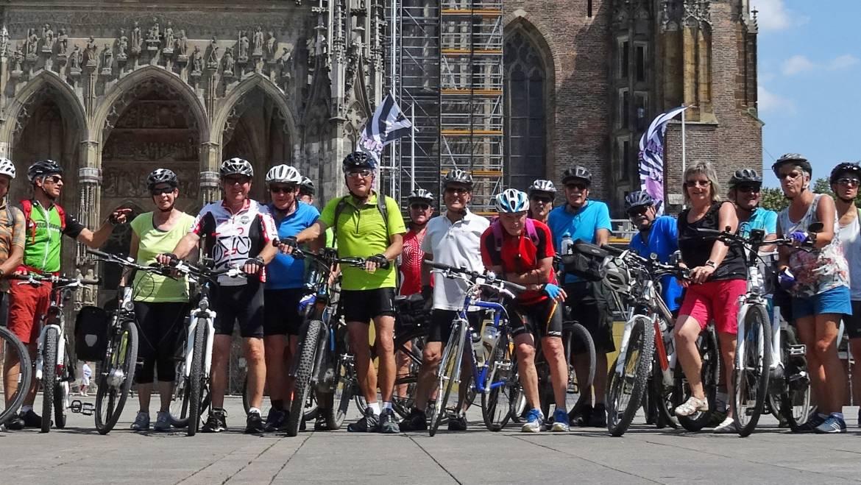 Jedermann-Radtour 2018