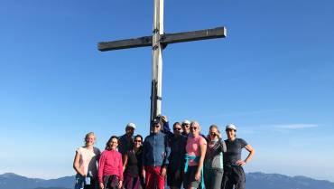 Bergtour 2018 – Tölzer Hütte