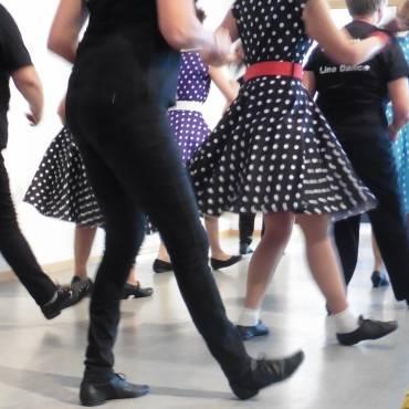 Modern Line Dance – Party 2019 in der Festhalle in Frickenhausen