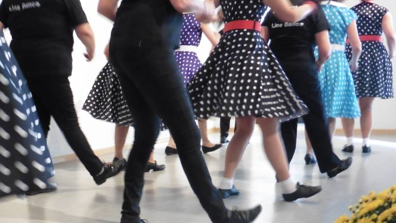 Modern Line Dance – Party 2019 in der Festhalle in Frickenhausen