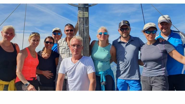 Bergtour 2019 – Liechtenstein