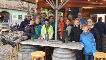 Ausflug Sirnitz-Hütte 2019