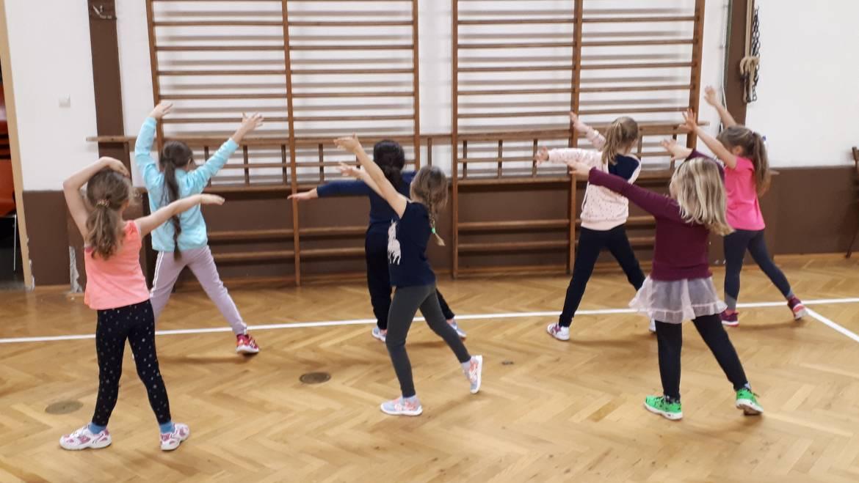 """Neu beim TSV Frickenhausen """"Kindertanz – Bewegung u. Kreativität"""""""