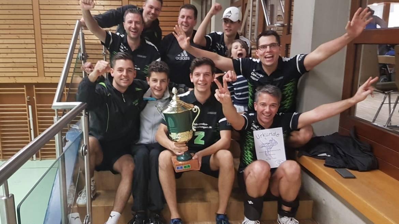 Tischtennis gewinnt TSV-Volleyballturnier