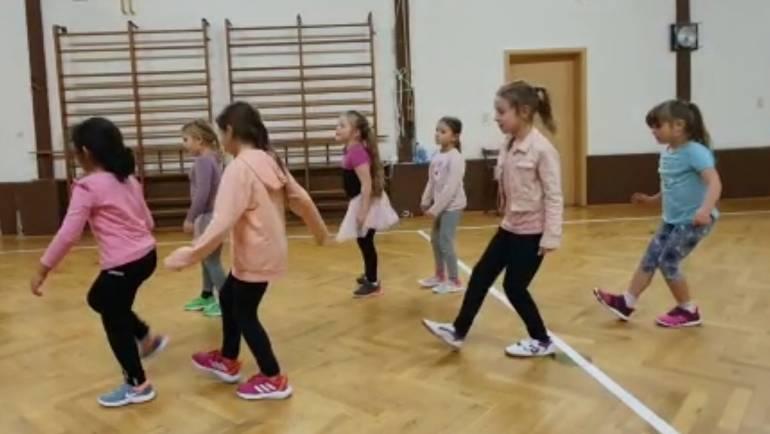 Kindertanz – Bewegung und Kreativität