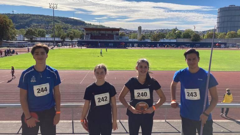 Regionalmeisterschaften Aktive / U20 / U18 / U16 in Stuttgart
