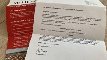 Stiftung der Kreissparkasse unterstützt TSV