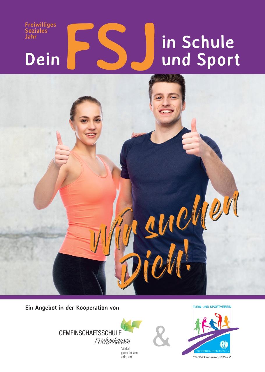 FSJ-Bewerbungsfrist verlängert!