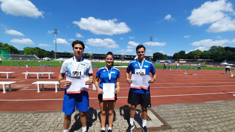 17./18.07.2021 Württembergische Meisterschaften U16 in Ulm