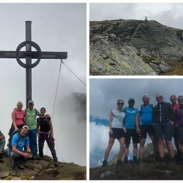 Bergtour 2021 – Tirol